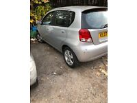 Auto. Chevrolet kalos. 1.4. MOT, tax, insured. Low mileage. 2007. No issues! Strong and reliable.