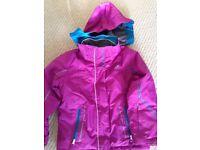 Dare2B Girls Ski Jacket - Henleaze Bristol 5-6yrs