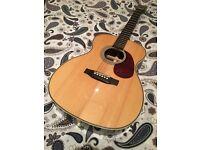 Sigma 000R 28V Acoustic Guitar Natural