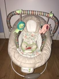 Baby Bouncher Chair Ingenuity