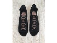 Topshop Black shoes