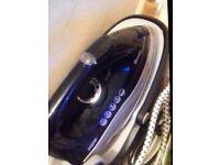 Iron/steamer