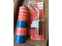 Rothenberger Super Fire 2 and free propane Superfire