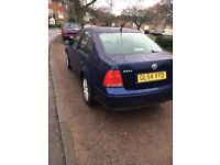 2005 Volkswagen Bora 1.9 TDI 130bhp Full Leather Heated Seats Cambelt changed at 95k