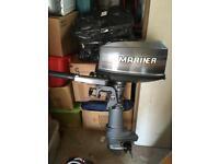 Mariner 5hp outboard motor