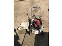 Spare or repair petrol lawn motor