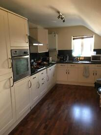 4 month rental: Room available in 2 bed apartment