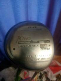 Golf driver and recover club