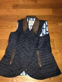 Quilted waistcoat/jacket