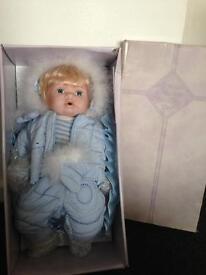Leonardo collectors doll