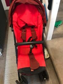 Free push chair