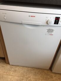 Bosch dishwasher bought May 2016, full size