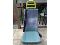 Rear Van Seats for Minibus or Camper Conversion