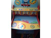 Thomas tank engine desk for sale no chair