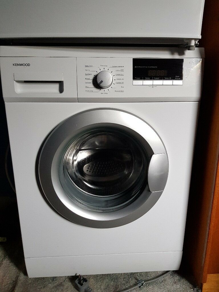 Kenwood washing machine for sale - excellent condition