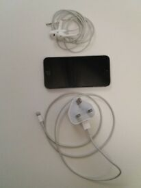 iPhone 5s 16 GB space gray in perfect status