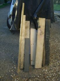 Lovely wood off cuts