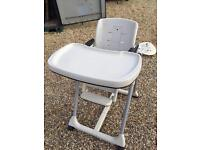 Mamas and papas high chair frame