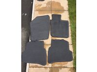 Genuine VW Polo Rubber Mats (Front & Back)