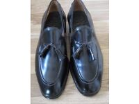 Church's Men's Never Worn Black Leather Shoes