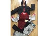 Boys 9/10 winter clothes bundle . In excellent or new cond.