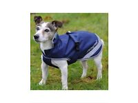 Bucas Recuptex Therapy Dog Rug rrp £35 Navy 20inch (50cm)
