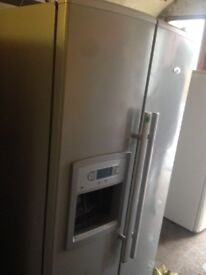 Whirlpool American fridge freezer.......Free Delivery