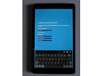 Windows Tablet - 8.9 Inch Hi Res Screen