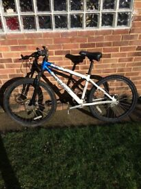 Just has two new tyres put on, good condition, rides well
