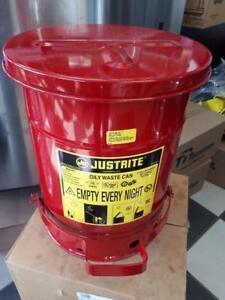 Contenant Neuf pour Déchet Huileux 6 gallons