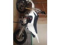 Motocross 160cc