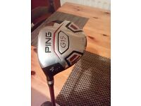 PING G15 4&5 WOODS LEFT HANDED