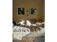 IKEA Hemnes day bed. NO MATTRESSES,