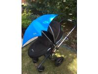 Silver Cross Surf 2 Pushchair and Accessories