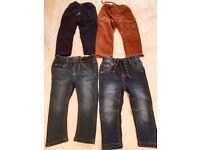 Boy's Next Pants 9 - 12 mths