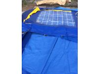 Large canvas tent for sale  Ashton-in-Makerfield, Manchester