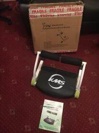 Ab Machine Like Wonder Core Smart Gym Fitness Exercise Equipment Brand New With Box And Instructions