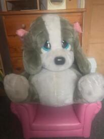 Teddy large (sad sam)