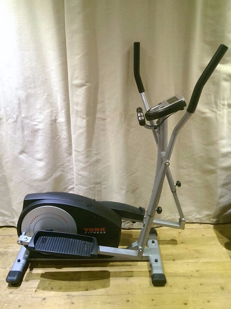 York Fitness X510 Elliptical Cross Trainer in great condition