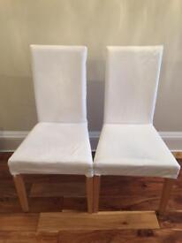 Ikea chairs x 4