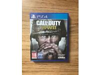 Call of Duty WWII (WW2) - PS4