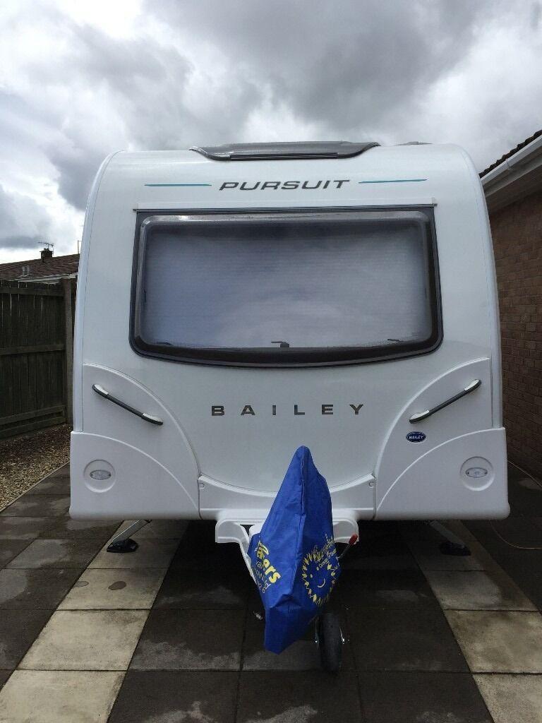 Bailey Pursuit 2 400/2 Touring Caravan Camping