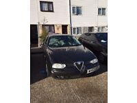 CHEAP Alfa Romeo 156 - Excellent runner but with external scratches/dents