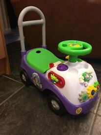 Buzz Lightyear ride on