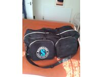 SCUBAPRO PROFESSIONAL DIVING EQUIPMENT BAG.