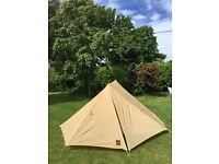 Vintage ridge tent, 2 man. Barely used.