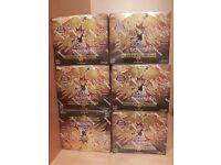 Yugioh millenium Booster Boxs - 36 cards per box SEALED
