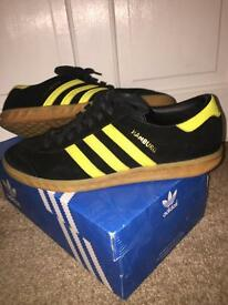 Adidas Hamburg Size 9