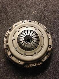 Mk5 golf 1.9 tdi 5 speed solid flywheel and clutch(less than 20k)