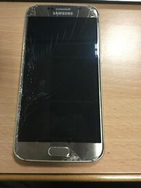 Samsung galaxy s6 mobile phone